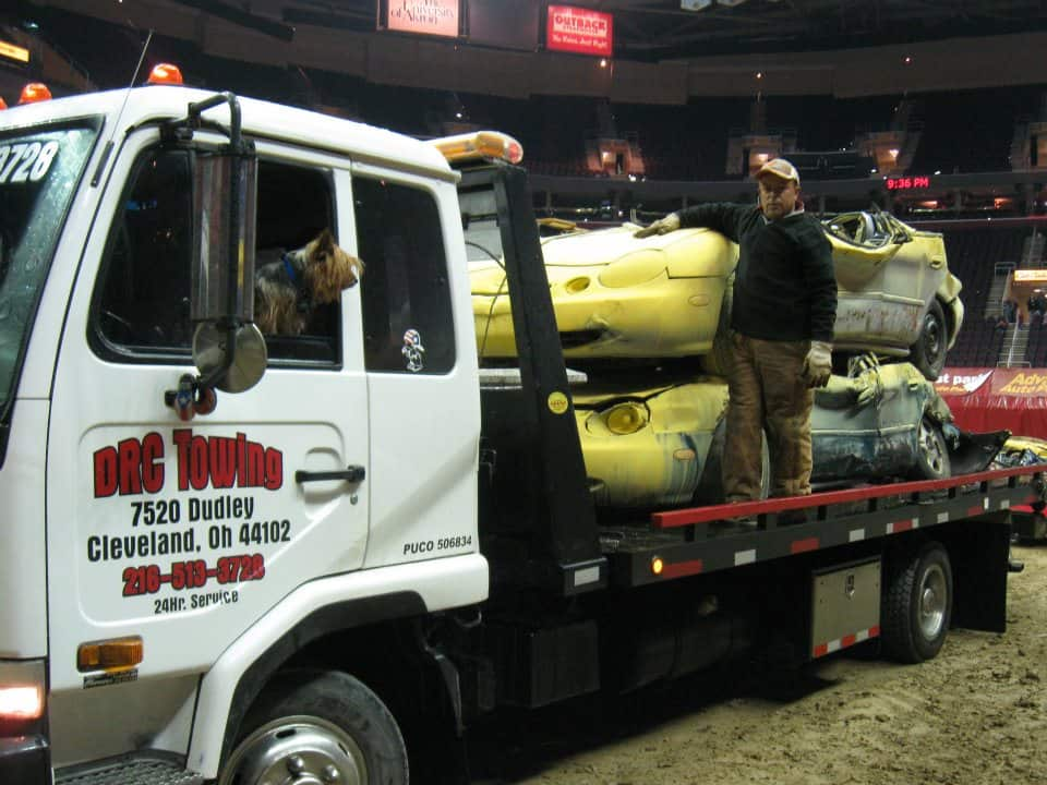 cleveland towing